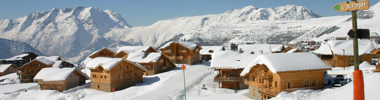 Alpe d'Huez - Ski France Classic