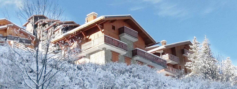 Chalet L'Arclusaz - Ski France Classic
