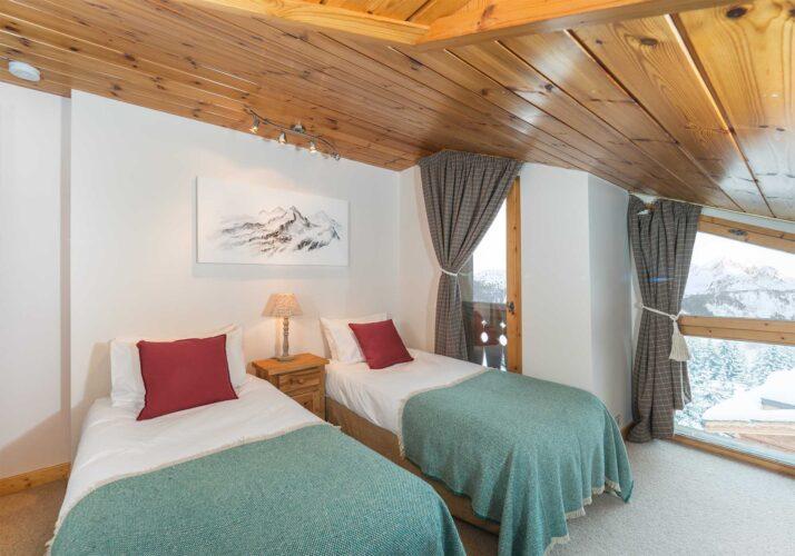 Chalet Dharkoum Makan - Courchevel 1850 - Bedroom