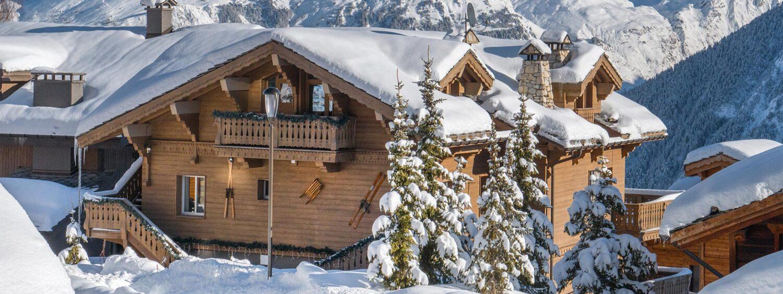 Chalet Dharkoum Makan - Ski France Classic