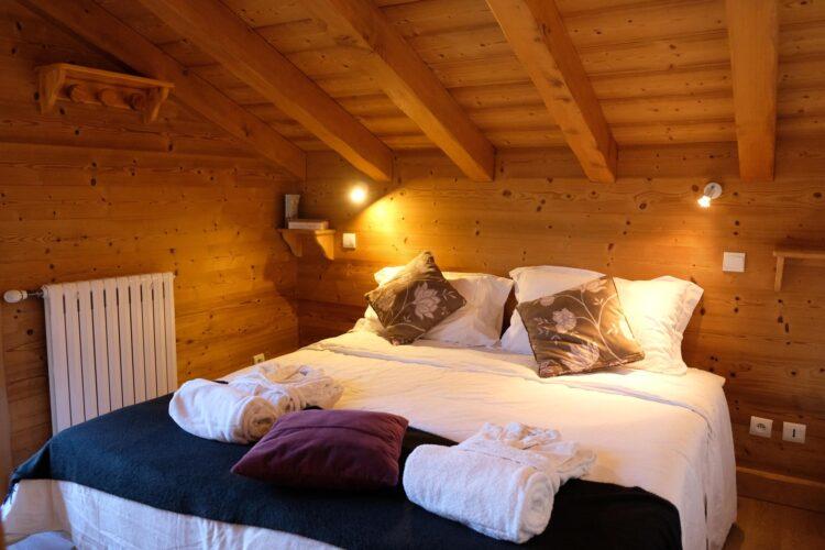 Chalet Lapin de Neige - Courchevel Moriond - Bedroom