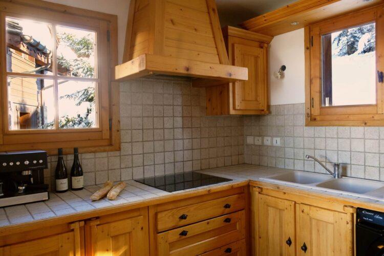 Chalet Ours de Neige - Courchevel 1650 - Kitchen