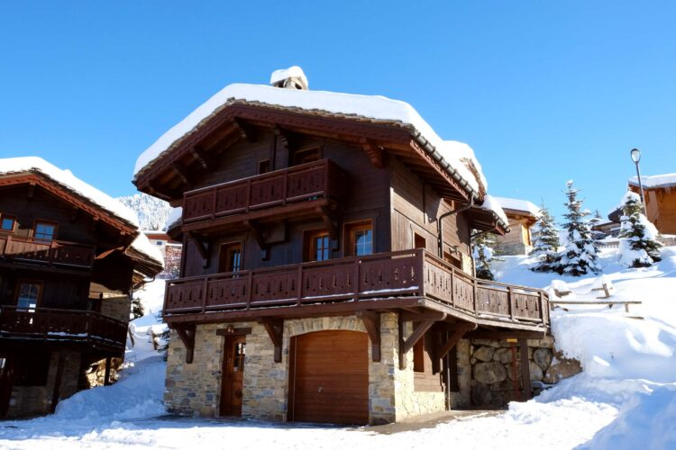Chalet Ours de Neige - Courchevel 1650 - Outside view