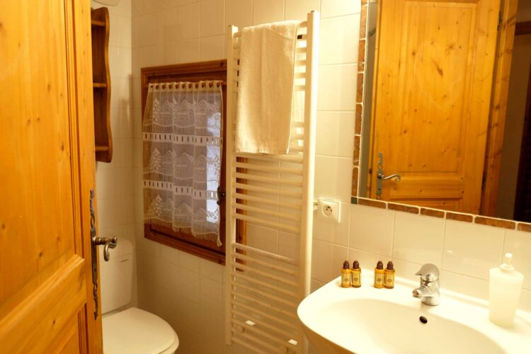 Chalet Lea - La Tania - Bathroom