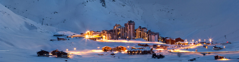 Chalets Tignes - Ski France Classic