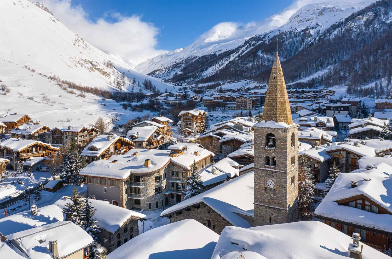 Chalets Val d'Isère - Ski France Classic