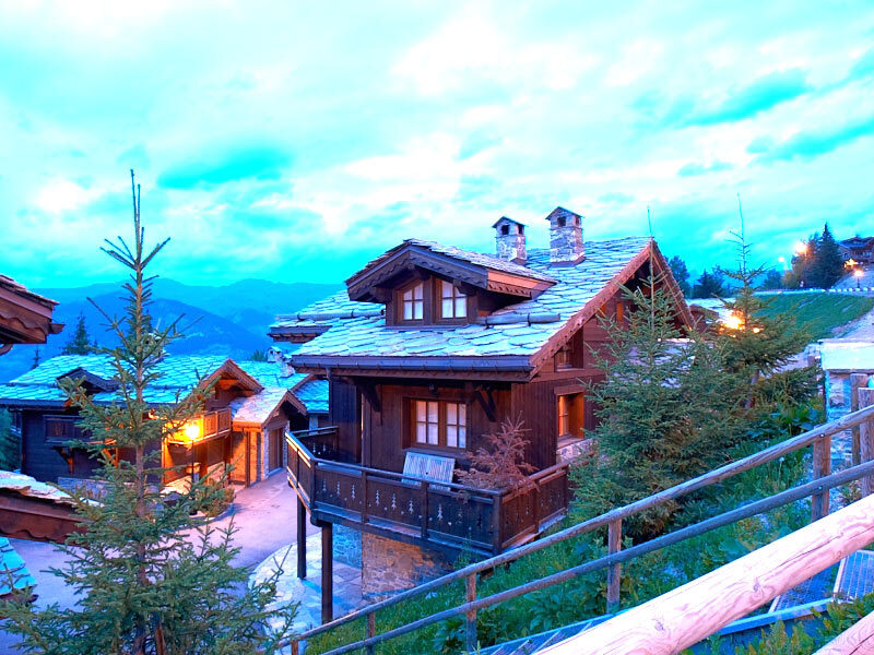 Chalet Kohu - Ski France Classic