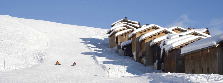 Chalet Rose Blanc - Ski France Classic