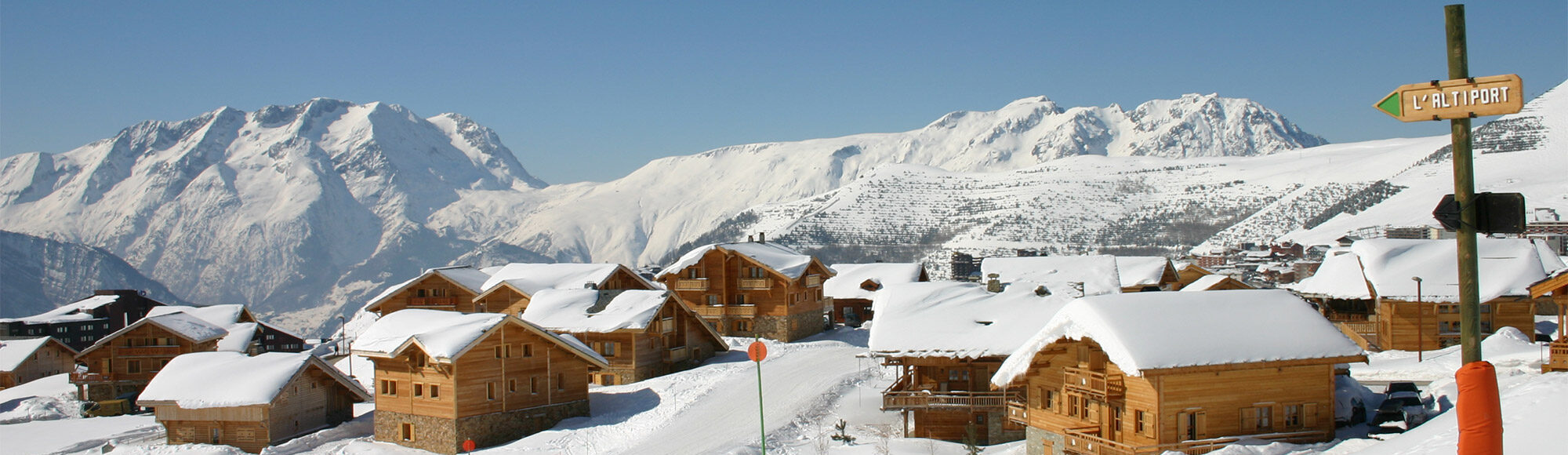 Chalet Edelweiss - Ski France Classic