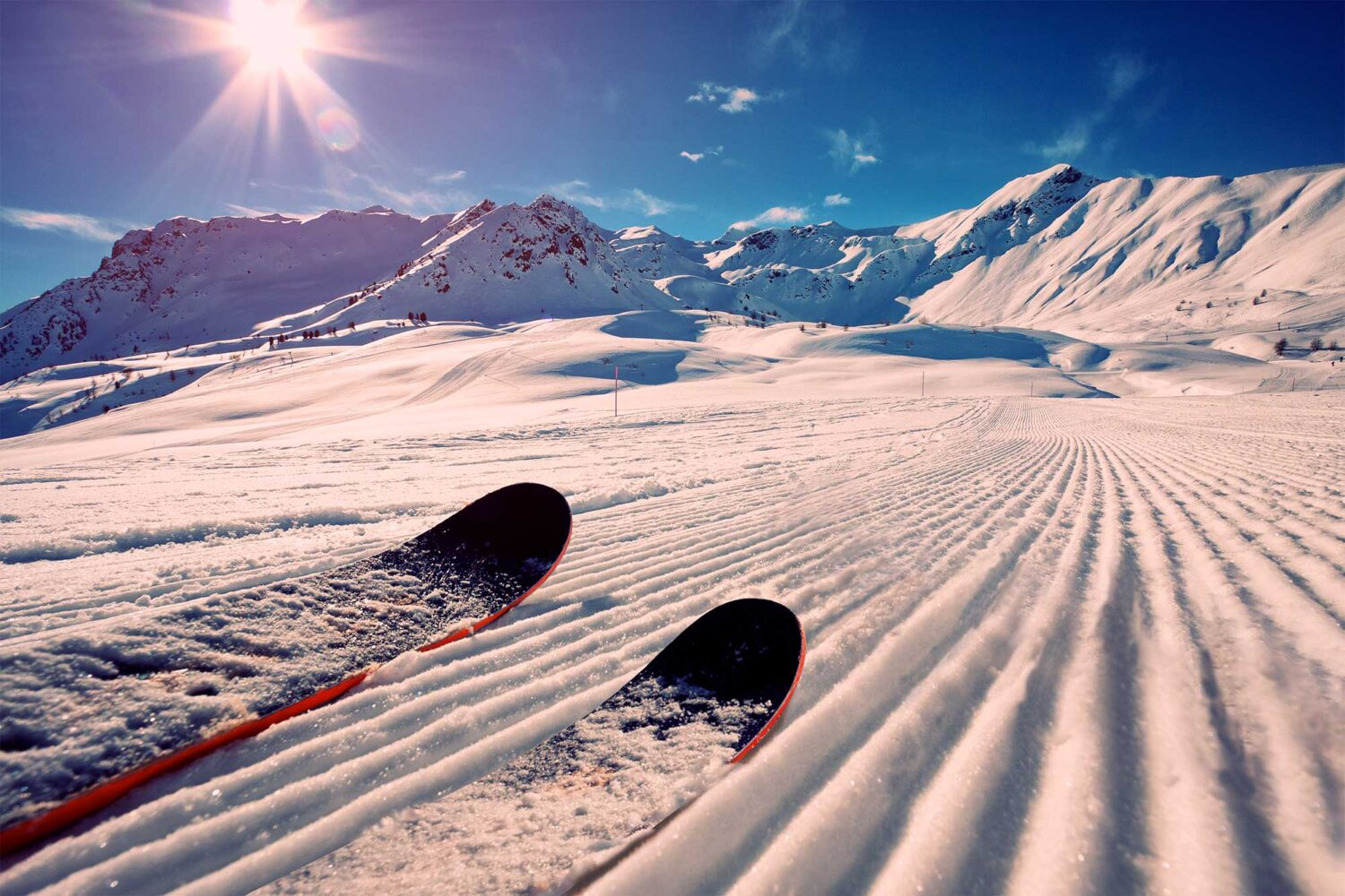Book with Confidence - Ski France Classic