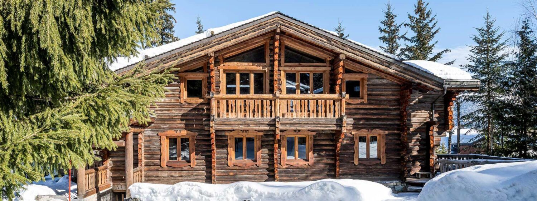 Chalet Elliot East - Ski France Classic