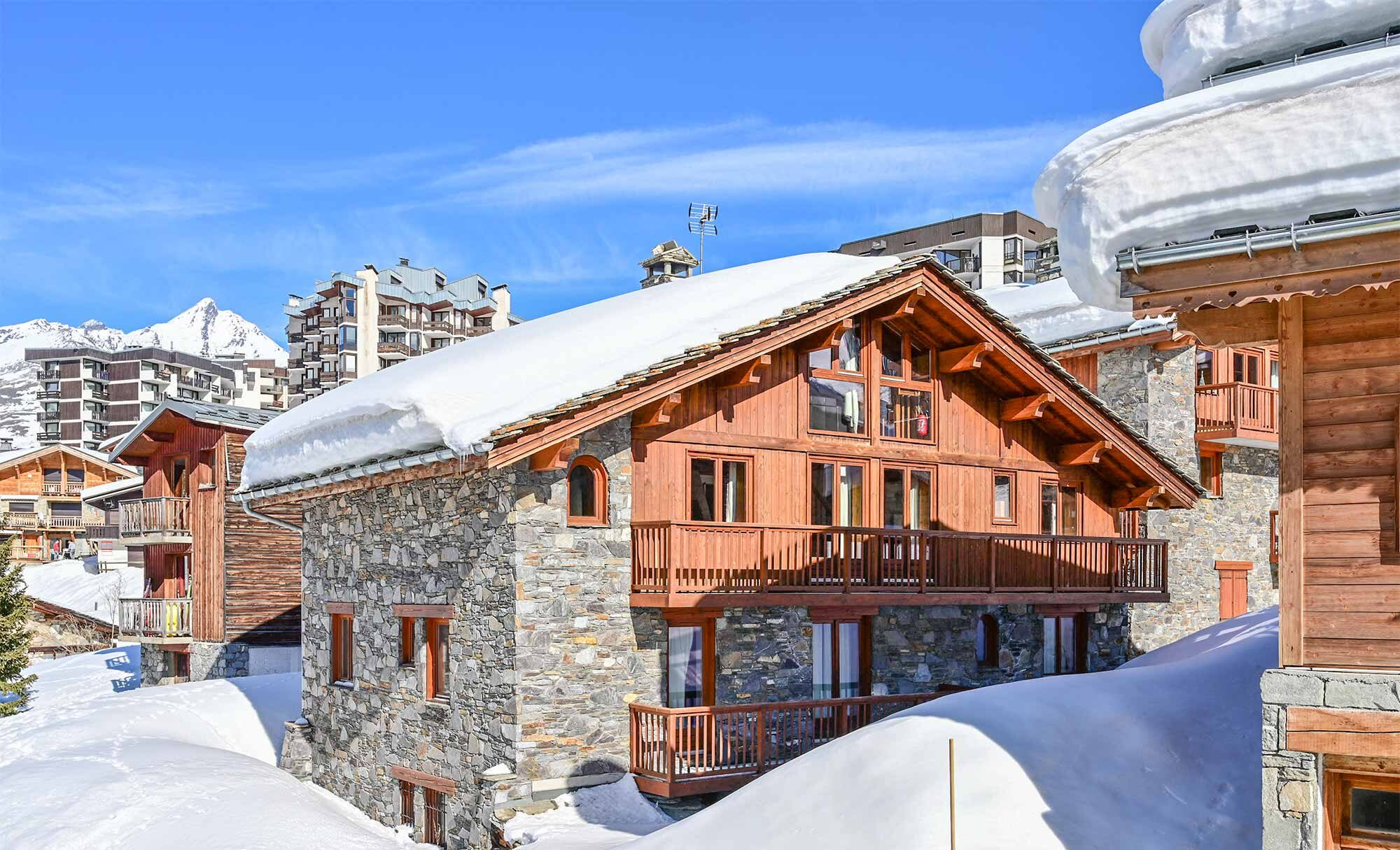 Chalet Camille - Ski France Classic