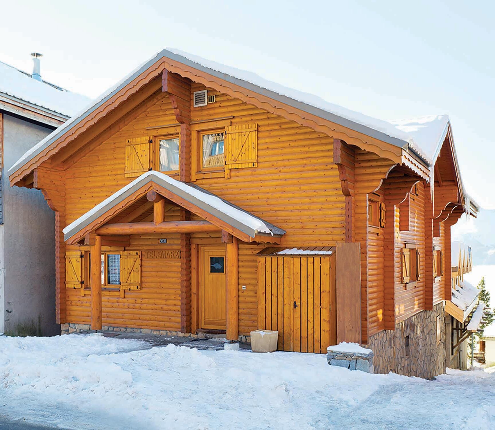 Chalet Telemark - Ski France Classic