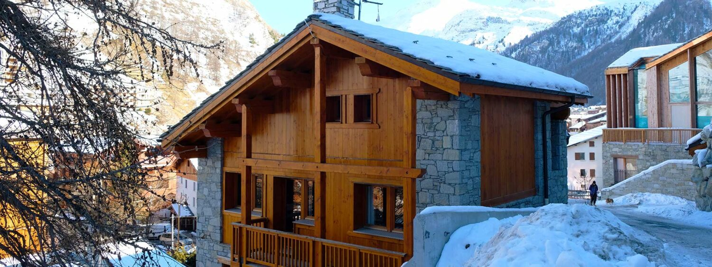 Chalet Appaloosa Val d'Isere Exterior