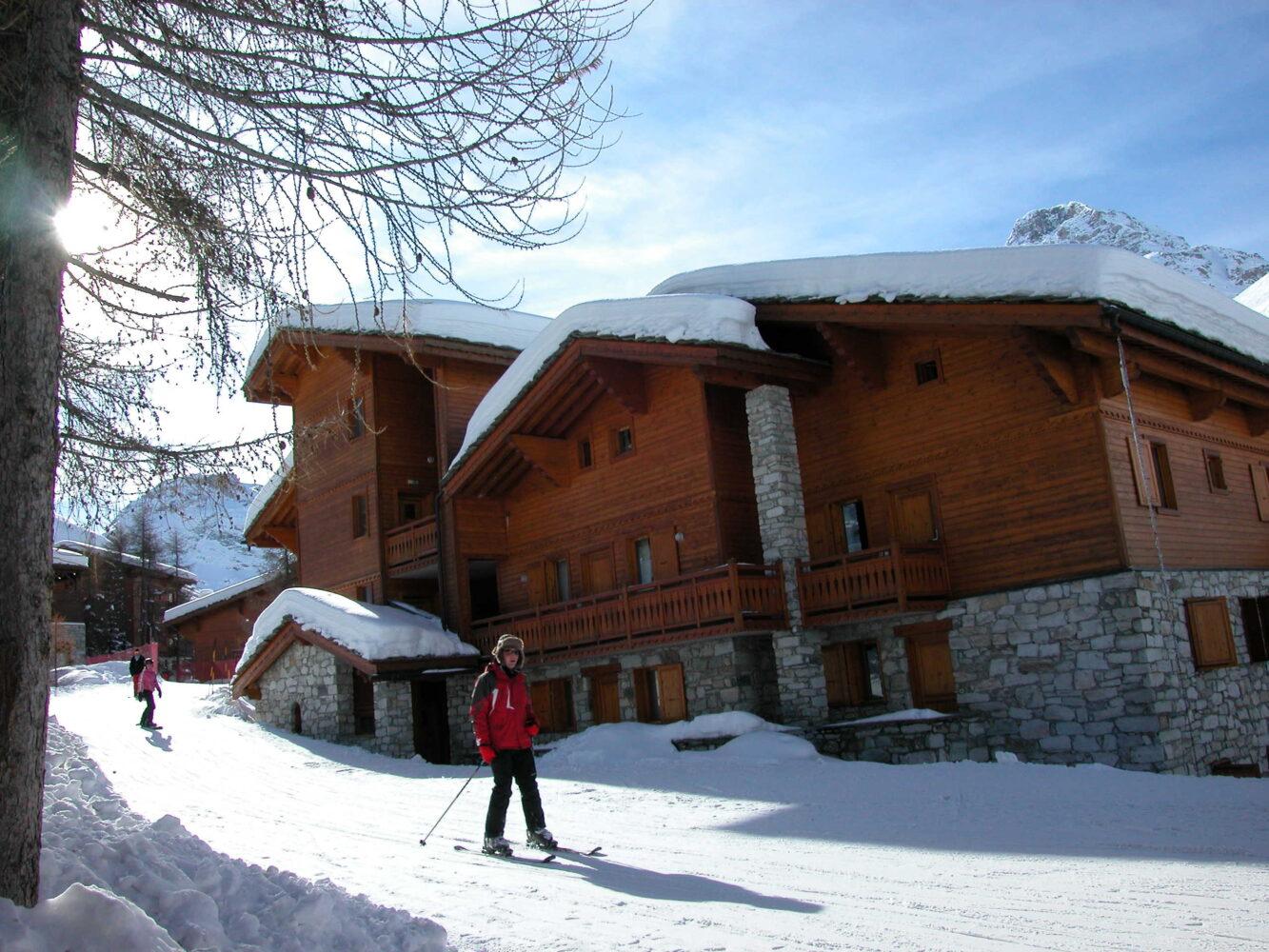 Chalet Vallon - Ski France Classic