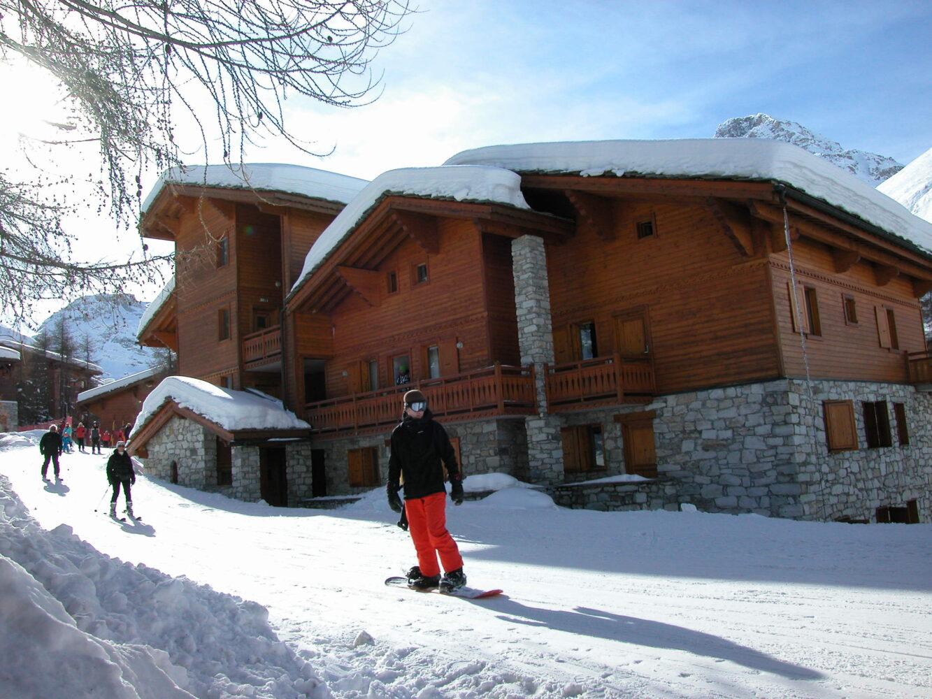 Chalet Cascade - Ski France Classic