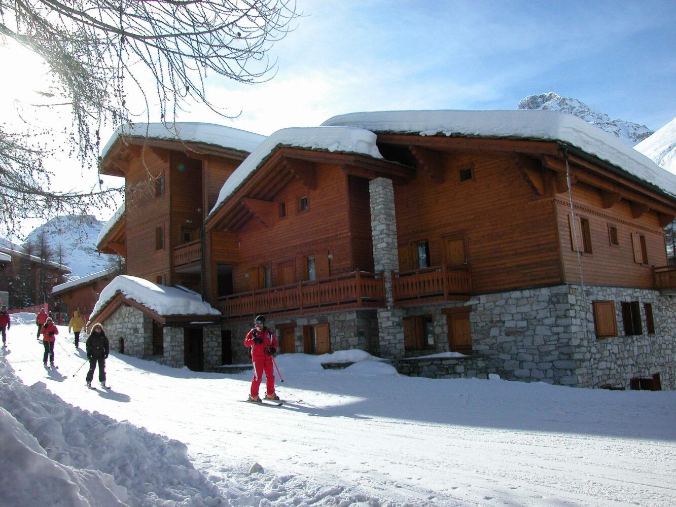 Chalet Charvet - Ski France Classic