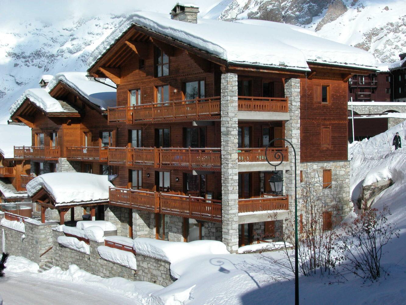 Chalet Santons - Ski France Classic